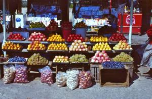 CAUCASAN_Marktstand