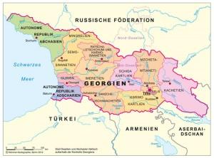 Caucasan-Georgien