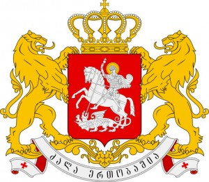 Caucasan_Georgien_Wappen
