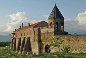 Caucasan_Kloster1